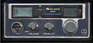 Midland 2001 Front Panel