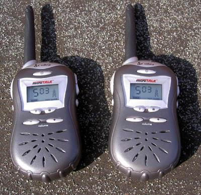 Cobra MT220 Radios