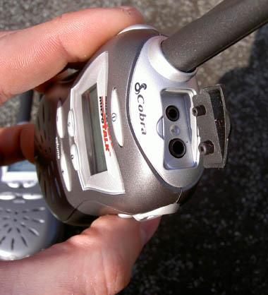 Cobra MT220 Sockets