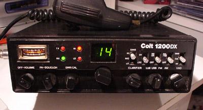 Colt 1200 DX