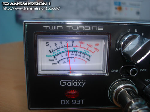 dx93t-meter