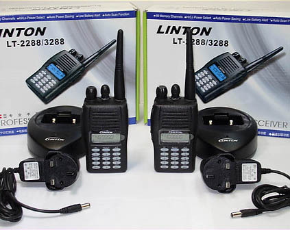 LT3288 Two Way Radios