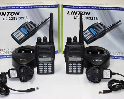 LT3288 Two Way Radios