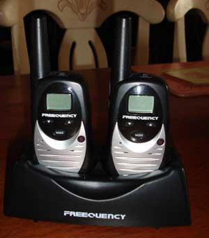 Freequency 122TX PMR-446 Radios