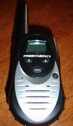 Freequency 122TX PMR-446 Single Radio