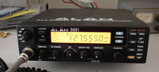 Alan 9001 CB Radio