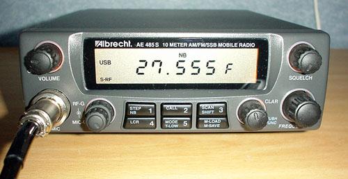 Albrecht AE-485 Transceiver