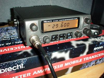 Albrecht AE-485 Radio