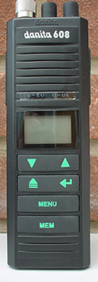 The 80 Channel Danita 608 Handheld CB