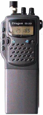 Dragon SS-201 SSB Handheld