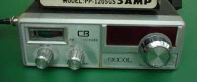 Gecol CB Radio