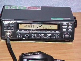 President George CB Radio