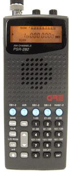 GRE PSR-282 Handheld Scanner