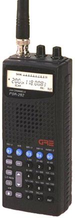 GRE PSR-282 Scanner