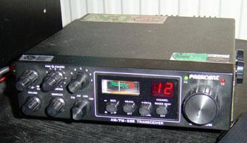 President Jackson CB Radio