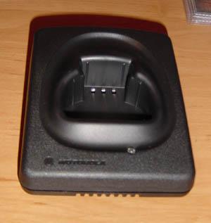 Motorola Handie Pro Drop in Charger
