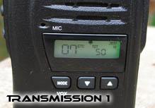 TTi TX-1446 LCD Display