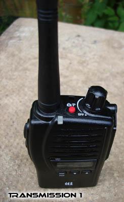 TTi TX-1446 Antenna