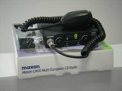 maxon cm10 multi standard cb transceiver review – transmission1  transmission1