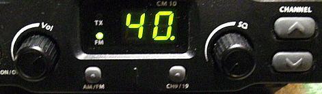 Maxon CM10 close up channel digits