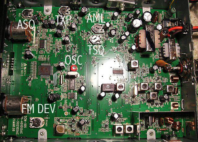 Maxon CM10 PCB