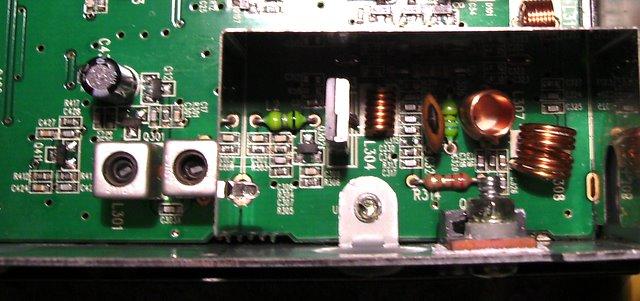 Transmitter : Doubler, Driver & Final