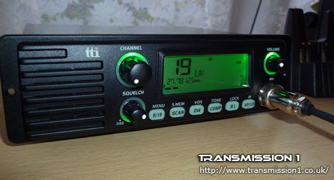TTi TCB-1100 CB Radio Review