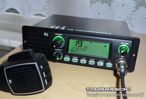 TCB-1100 with Microphone
