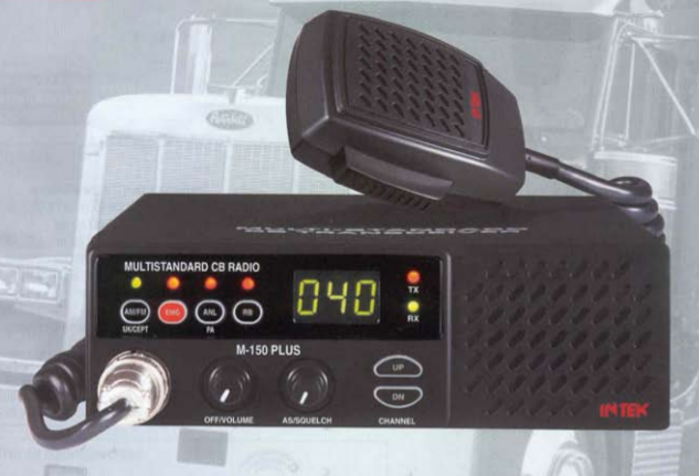Intek M-150 Plus CB Radio