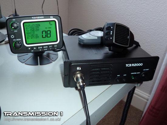 TTi TCB-R2000 Complete