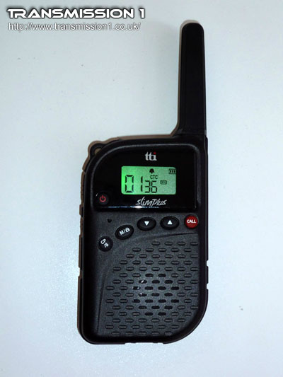 TTi PMR-406TX Radio