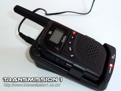 TTi PMR-506TX Drop In Charger 2