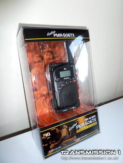TTi PMR-506TX Standard Package