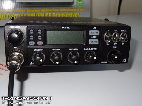 TTi TCB-881 complete with box