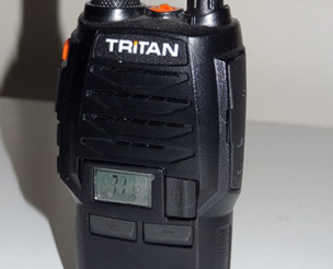 Tritan City Traveller Business Light Two Way Radio Review